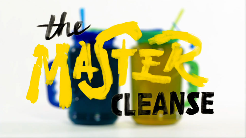 The Master Cleanse Short Film