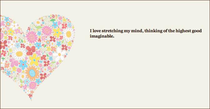 Healthy habits of thinking