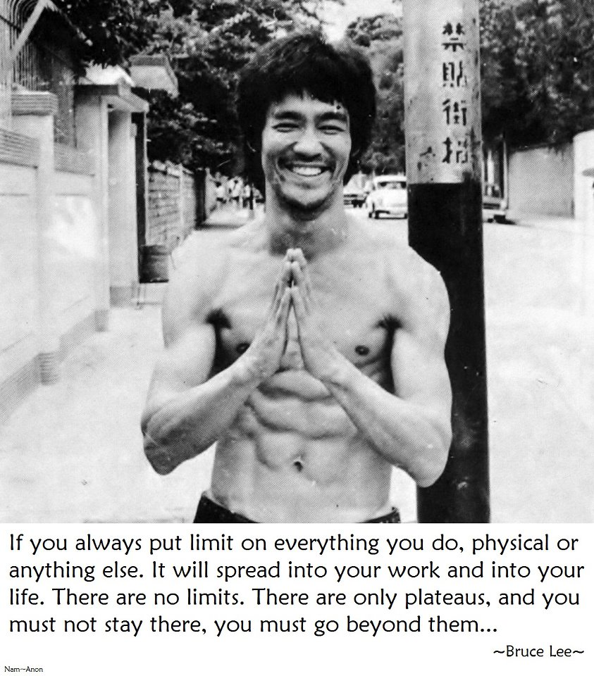 Bruce Lee, Master Cleanse
