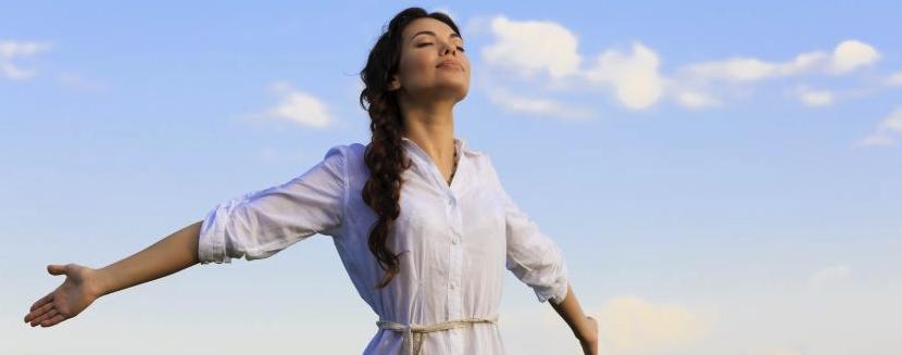 Freedom-woman