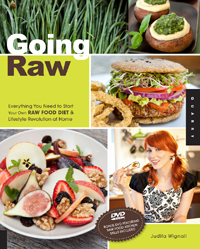 Going Raw Book
