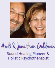 andi and jonathan goldman