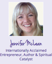 healing with the masters Jennifer McLean