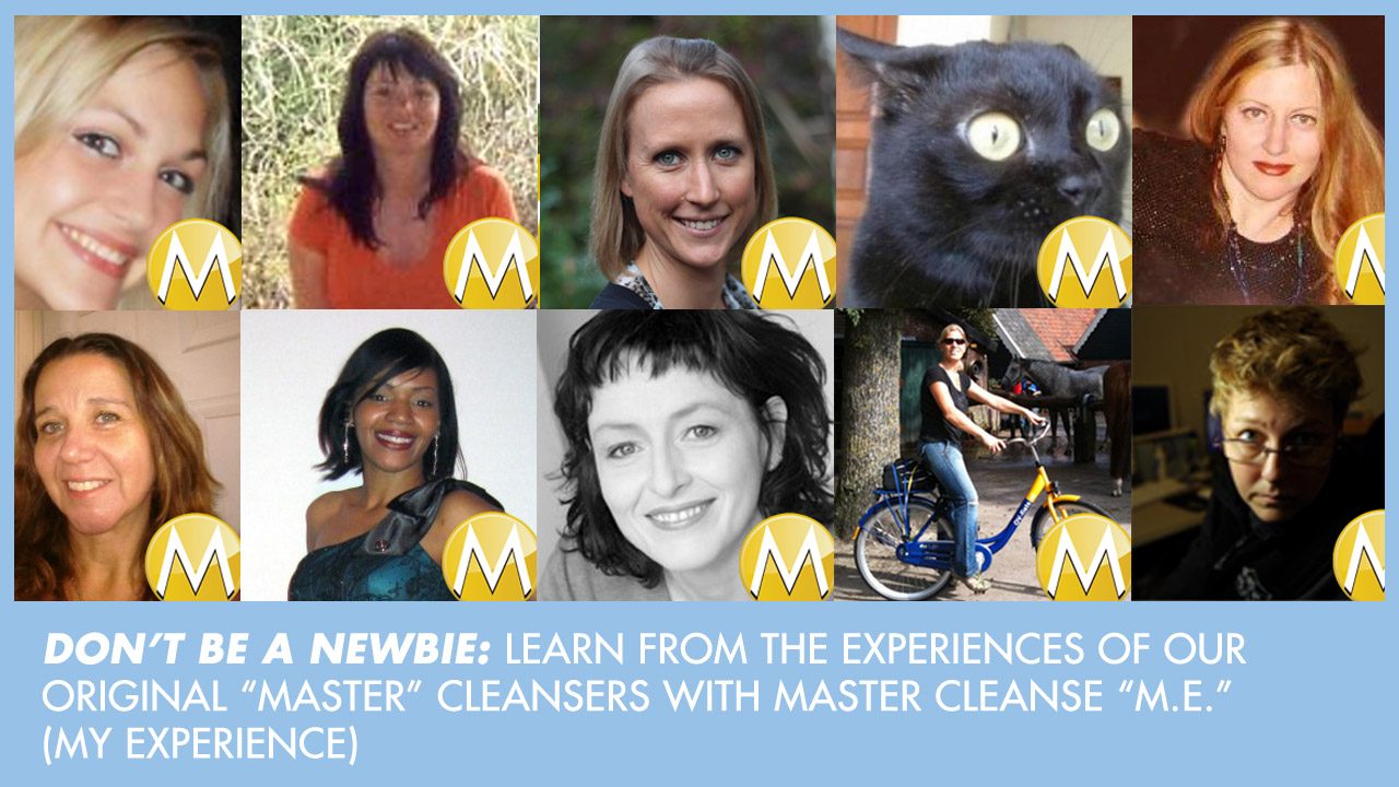Master Cleanse M.E. (My Experience) How I lost 11 Pounds in 10 Days