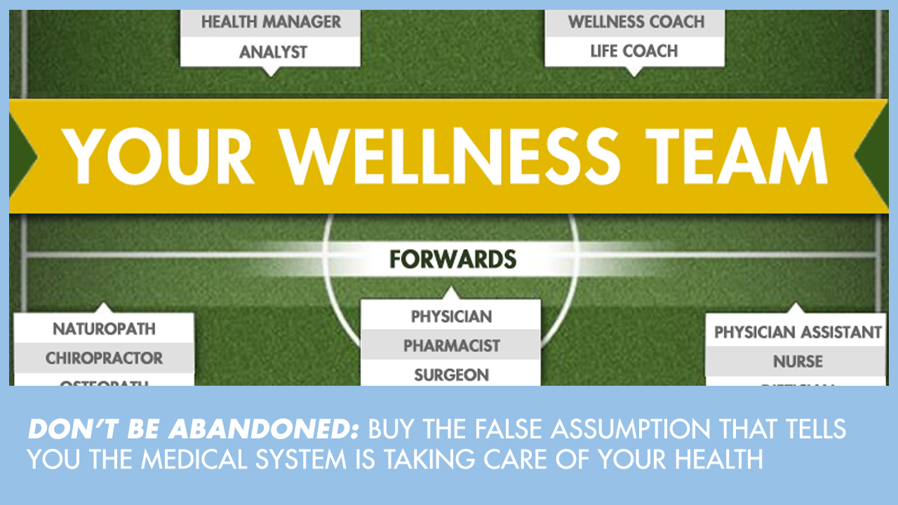 The 7 Essential Members of your Wellness Team (and how to recruit them)