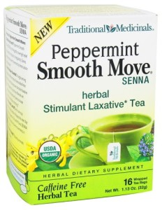 Smooth Move Peppermint Tea