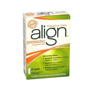 Align Probiotics after The Master Cleanse