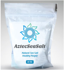 Choose Real Good Salt for Your Salt Water Flush