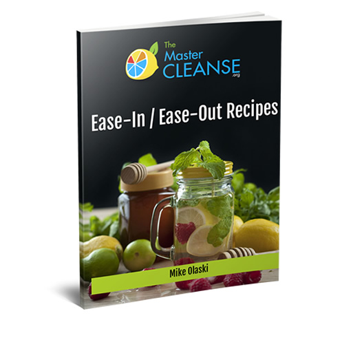 Ease In & Ease Out Recipes