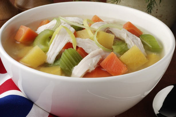 chicken-soup - The Master Cleanse