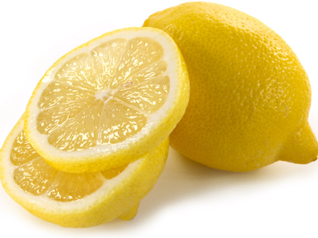 lemon juice for scars