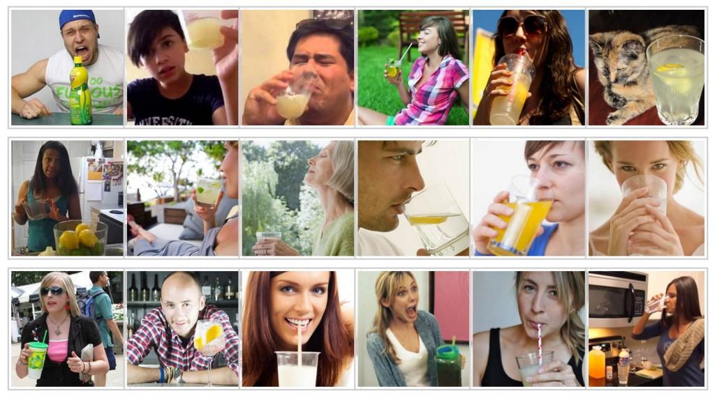 #iMasterCleanse Hashtag Lemonade Head Shot Contest