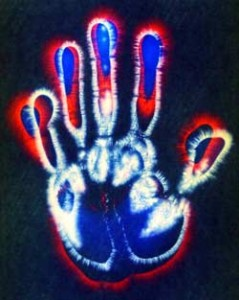 kirlian photography, Holistic healing