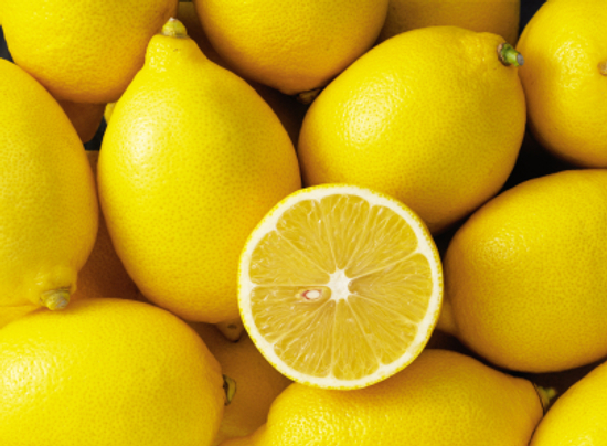 Certified Organic Lemons (10 Pounds)