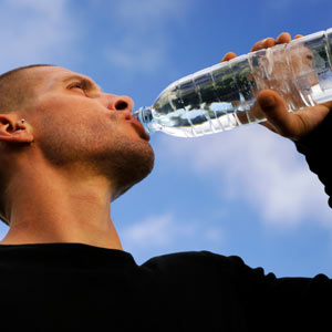 Drink Lots of Water when Ending The Master Cleanse