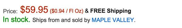 now-foods-maple-syrup-60oz-amazon-price