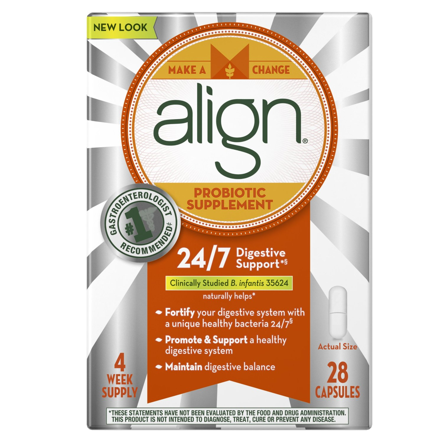 Align Digestive Care Probiotic Supplement The Master Cleanse