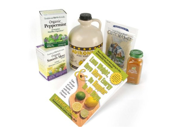 Gathering Your Master Cleanse Kit