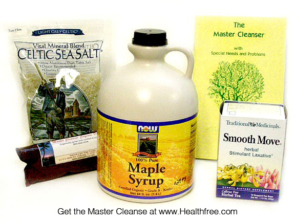Our Favorite Things In The Master Cleanse Store