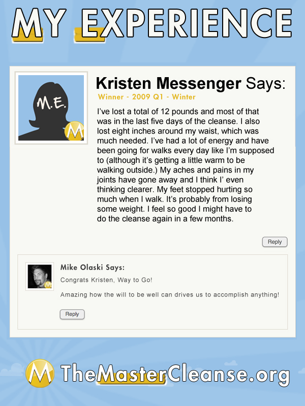 mc-group-cleanse-winner-09Q2-kristen-messenger