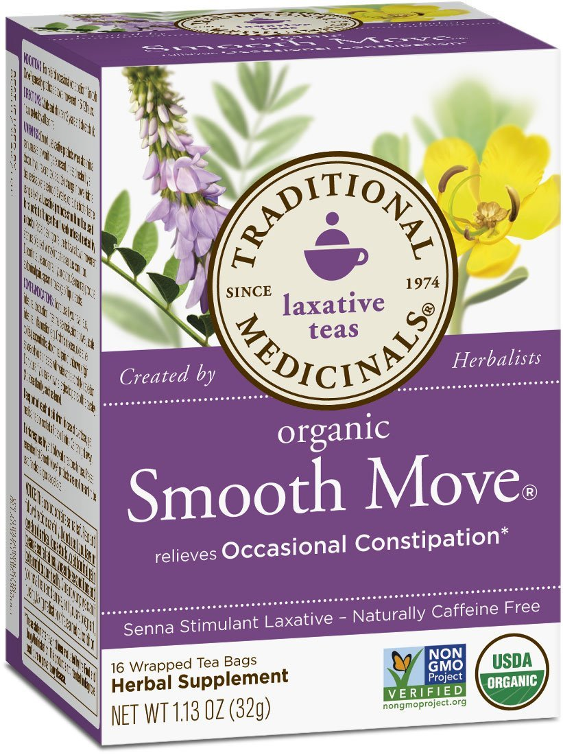 Smooth Move Laxative Tea