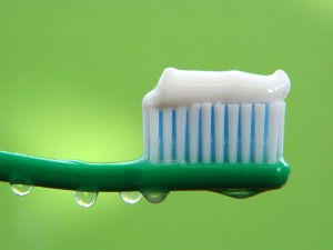 recipe for Fluoride-free DIY all natural toothpaste
